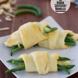 Green Bean and Gouda Crescent Bundles | www.tasteandtellblog.com