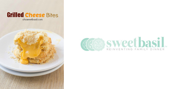 Grilled Cheese Bites by Sweet Basil