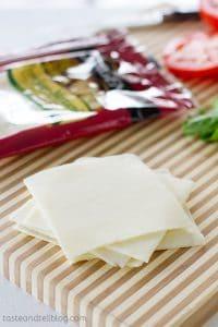 Pesto Chicken Wraps | www.tasteandtellblog.com