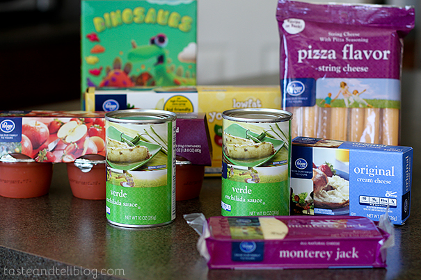 Kroger Products | www.tasteandtellblog.com