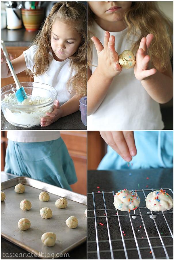 Testing PIllsbury Lil Donut Kit | www.tasteandtellblog.com