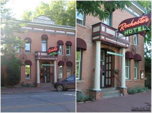 The Rochester Hotel - Durango, Colorado | www.tasteandtellblog.com