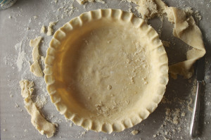 Pie Crust Tutorial from Eat Your Heart Out