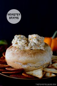Monster Brains | www.tasteandtellblog.com