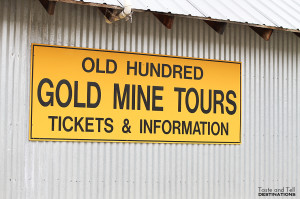 Old Hundred Gold Mine Tour - Silverton, Colorado | www.tasteandtellblog.com
