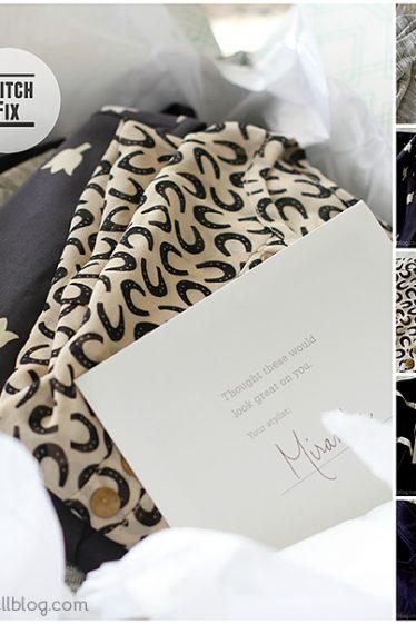 Stitch Fix Personal Styling | www.tasteandtellblog.com