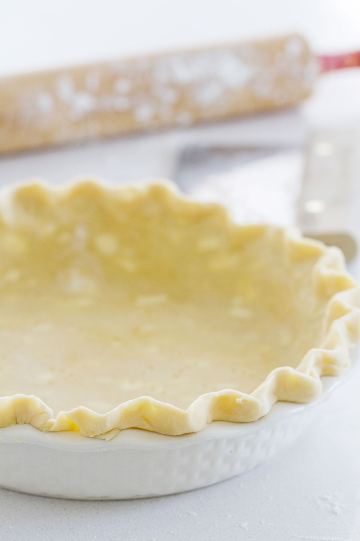 Basic Homemade Pie Crust Recipe Taste And Tell