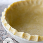 Basic Pie Crust Recipe | Taste and Tell
