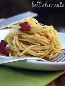 Carbonara from Bell'alimento