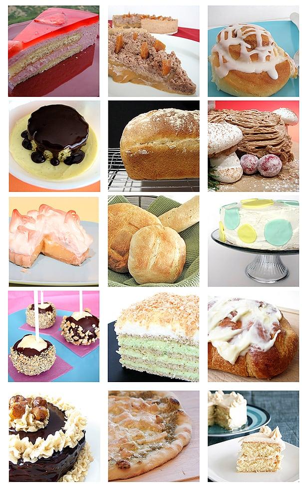 Daring Baker Challenges from www.tasteandtellblog.com