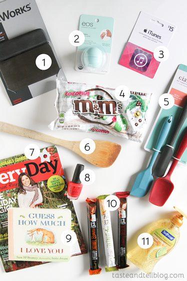 Favorite Things Giveaway at www.tasteandtellblog.com