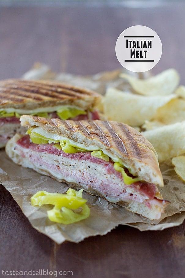 Italian Melt | Taste and Tell