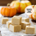 Pumpkin Fudge | Taste and Tell