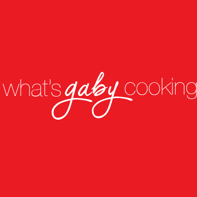 A blogger spotlight with What's Gaby Cooking