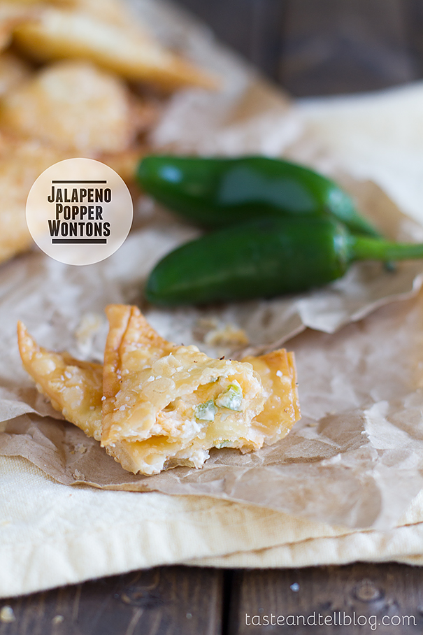 Pinterest | Jalapeno Popper Wontons, Jalapeno Poppers and Wontons