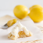 Lemon Marshmallow Cookies from Taste and Tell