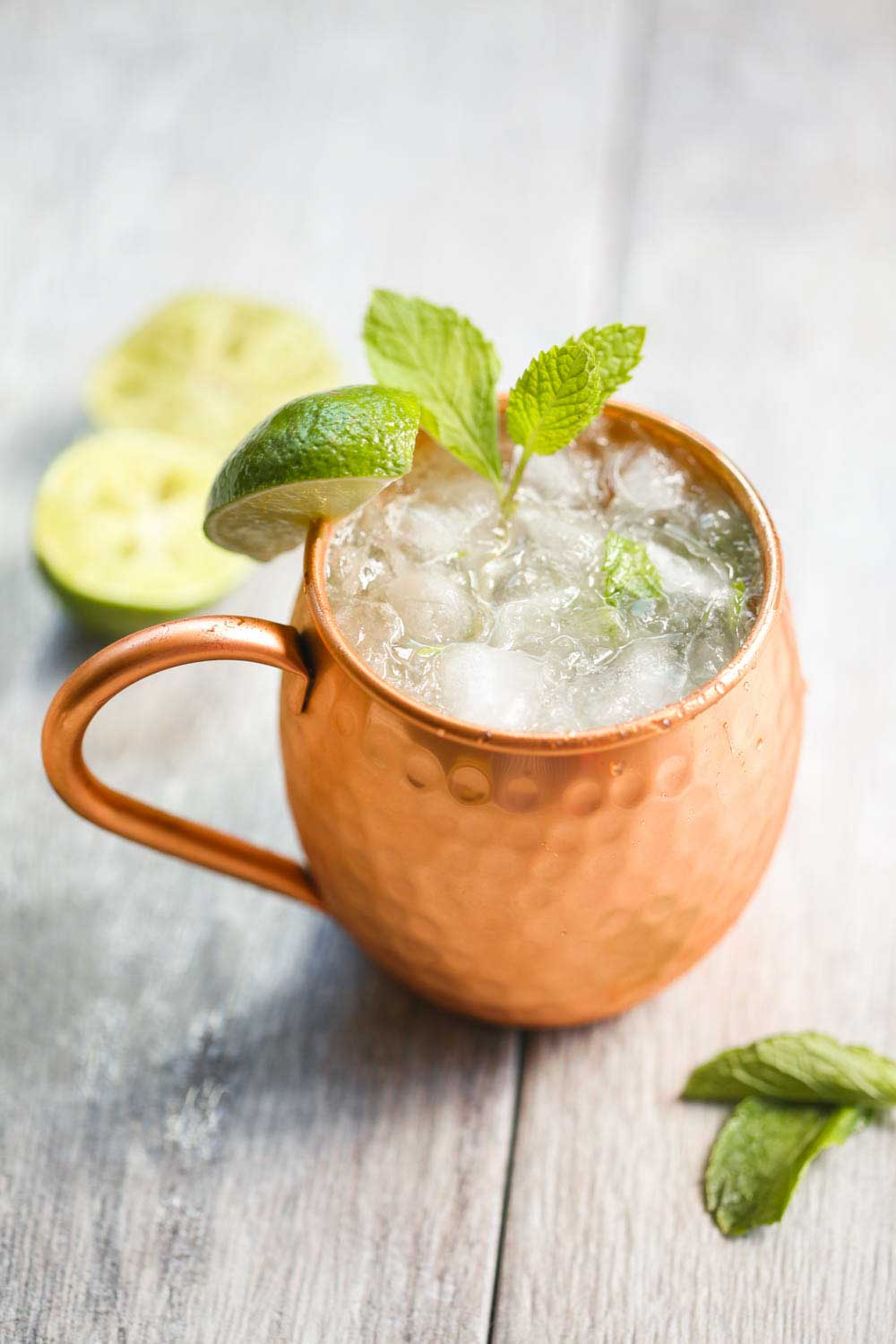 Moscow Mule from Our Best Bites