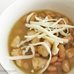 Cha Chas White Chicken Chili on Taste and Tell