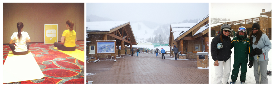 Fun at Inspired Retreat at Deer Valley Resort