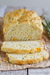 Peppery Cheese Bread recipe