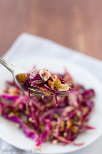 Red Cabbage Salad recipe