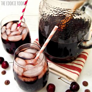 Chocolate Covered Sangria from The Cookie Rookie