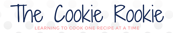 Blogger Spotlight with The Cookie Rookie