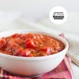30 Minute Marinara on Taste and Tell