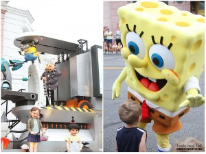A family adventure to Universal Studios Orlando on Taste and Tell