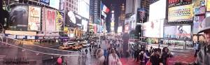 Times Square - New York City, NY
