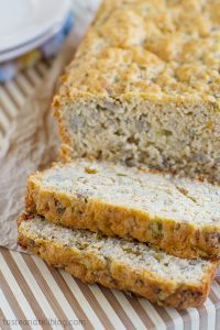 Southwestern Ranch Sausage and Cheese Breakfast Bread