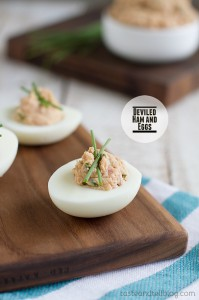 Deviled Ham and Eggs on Taste and Tell