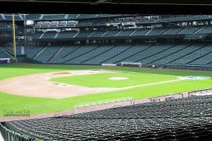 Safeco Field Tour in Seattle, WA on Taste and Tell