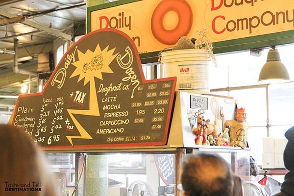 Daily Dozen Doughnuts - Where to eat in Seattle, Washington