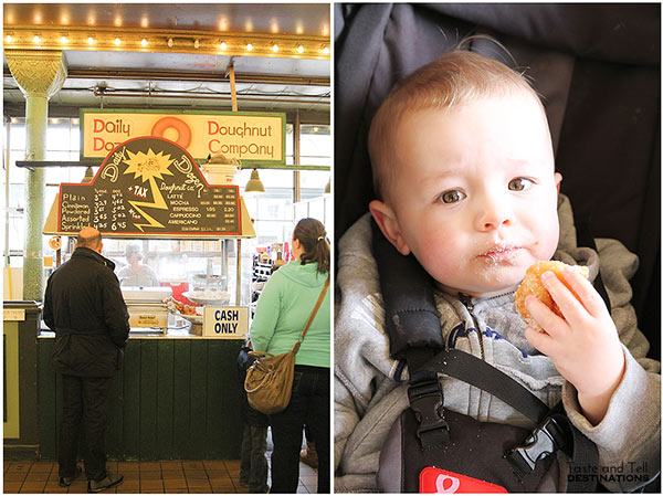 Daily Dozen Doughnuts in Pike Place Market - Where to eat in Seattle, Washington