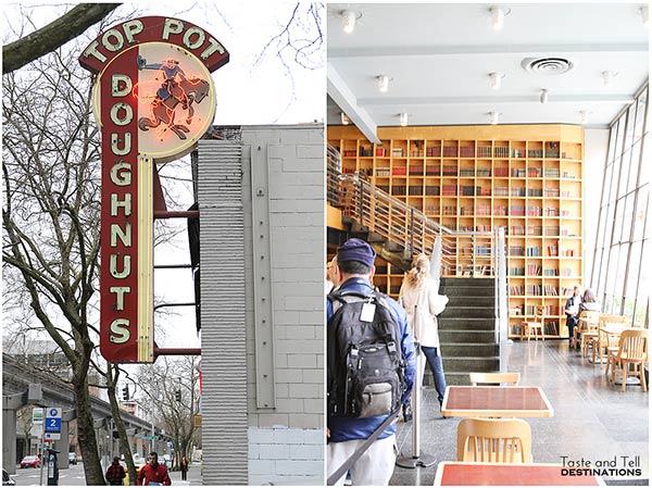 Top Pot Doughnuts - Where to eat in Seattle, Washinton