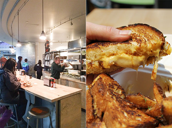 Where to eat in Seattle, Washington - Skillet Counter