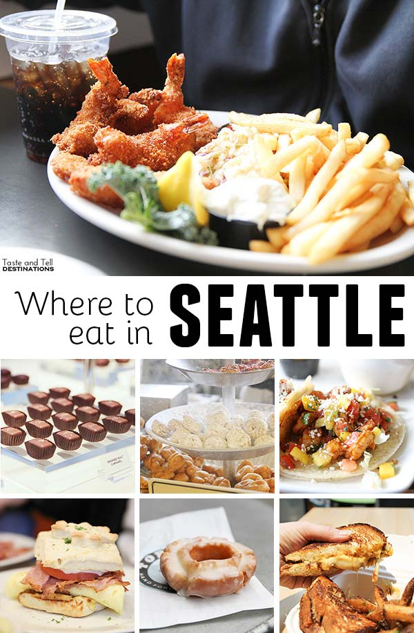 Where to eat in Seattle, Washington