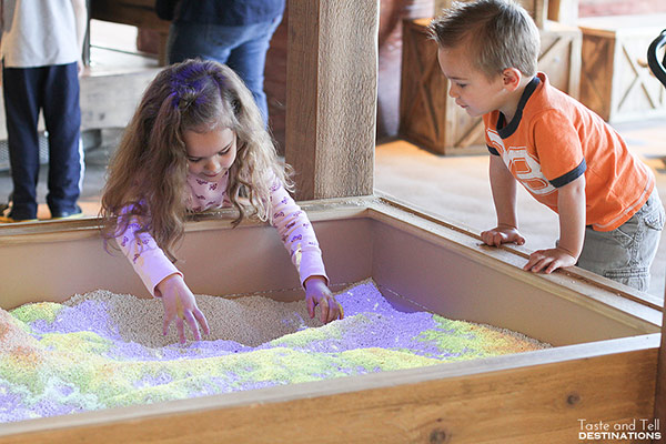Museum of Natural Curiosity at Thanksgiving Point - Lehi UT