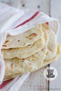 Buttermilk Bacon-Fat Flour Tortillas