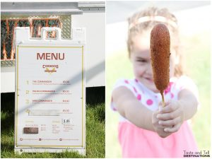 Corndog Commander Food Truck - Utah