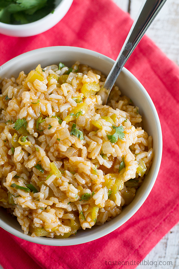 Enchilada Rice Recipe