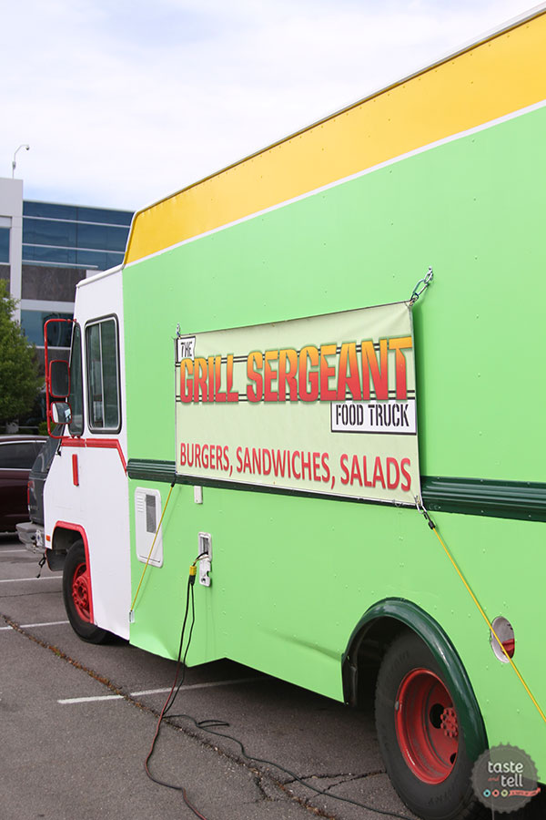 The Grill Sergeant Utah Food Truck Taste And Tell