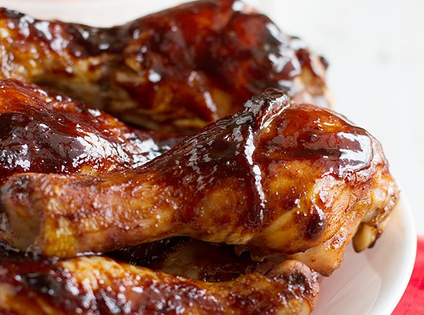 Hoisin Glazed Chicken on Taste and Tell