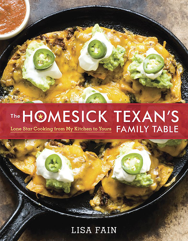 Homesick Texan's Family Table by Lisa Fain