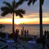 Miami Florida Sunset on Taste and Tell