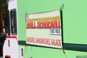 The Grill Sergeant - Utah Food Truck
