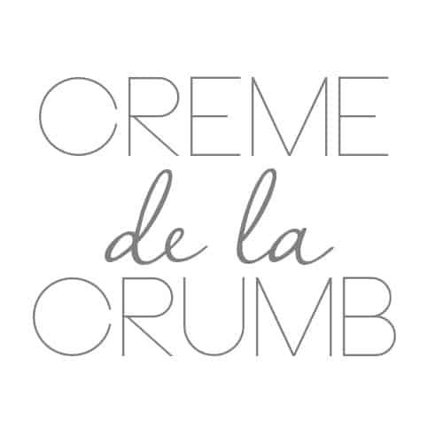 Creme de la Crumb