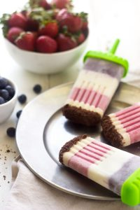 Healthy Freezer Pops from Food Faith Fitness