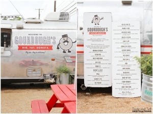 Austin Donut Food Trailer